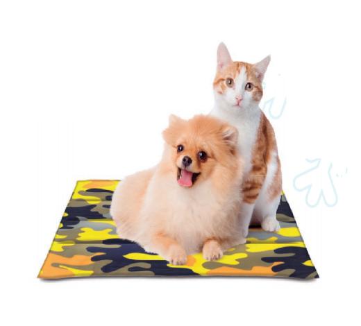 manta refrescante mascotas